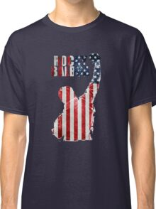 ROCKY BOXING - FLAG VINTAGE Classic T-Shirt