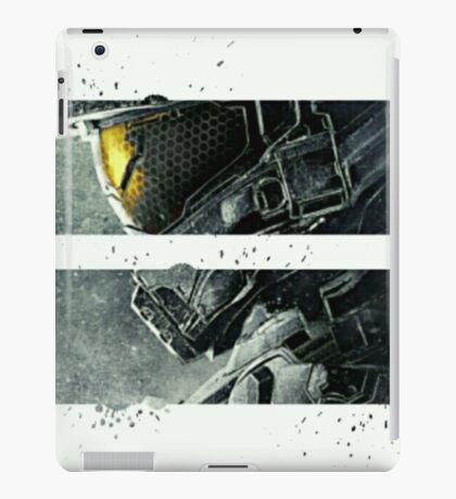 Halo Master Chief Art T-Shirt Illusions Most Popular iPad Case/Skin