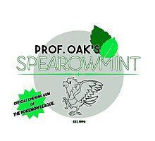Spearowmint Gum Photographic Print