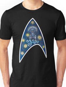 Star Trek Van Gogh  Unisex T-Shirt