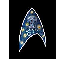 Star Trek Van Gogh  Photographic Print
