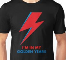 "David Bowie ""I'm in my Golden Years"" original design Unisex T-Shirt"