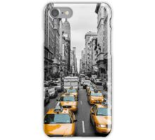 New Yorks Yellow Army iPhone Case/Skin