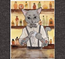 Bartender Cat Takeshi Unisex T-Shirt