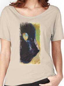 Cat Eye Women's Relaxed Fit T-Shirt