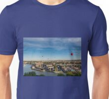 Balloons Over Bristol Unisex T-Shirt
