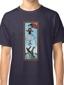 Tightrope Damsel Classic T-Shirt