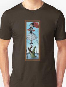 Tightrope Damsel Unisex T-Shirt