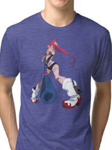 Yoko Littner Anime Manga Shirt Tri-blend T-Shirt