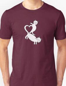 Heart Kittens Unisex T-Shirt