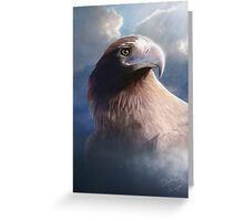 Wedge Tail Eagle Greeting Card