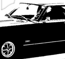 Ford Capri Mk1 3000 Sticker