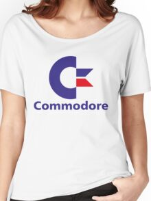 Commodore Women's Relaxed Fit T-Shirt