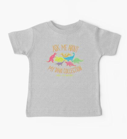 Dino Collection Baby Tee
