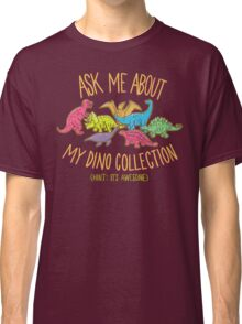 Dino Collection Classic T-Shirt