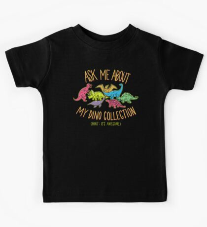 Dino Collection Kids Tee