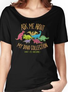 Dino Collection Women's Relaxed Fit T-Shirt