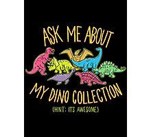 Dino Collection Photographic Print