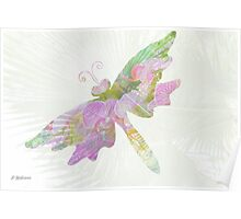Miss Flutterby Poster