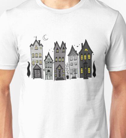 Haunted Houses Unisex T-Shirt