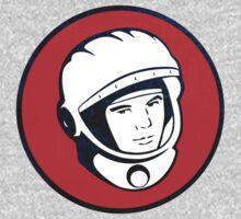 Cosmonaut Yuri Gagarin  Kids Tee