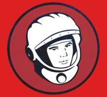 Cosmonaut Yuri Gagarin  One Piece - Short Sleeve