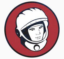 Cosmonaut Yuri Gagarin  Baby Tee