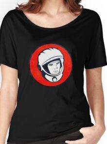 Cosmonaut Yuri Gagarin  Women's Relaxed Fit T-Shirt