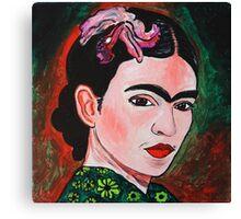 Gypsy Frida Canvas Print