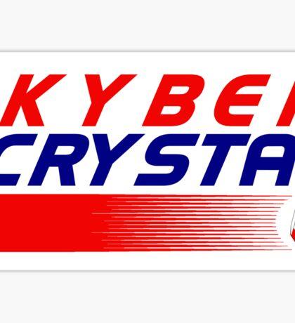 Kyber Crystal Sticker