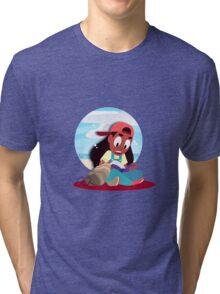 Connie - Steven Universe Tri-blend T-Shirt