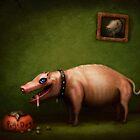 Pig-Dog by Daniel Ranger