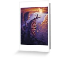 Path of Life Greeting Card