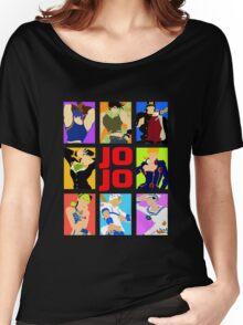 JoJo's Bizarre Women's Relaxed Fit T-Shirt