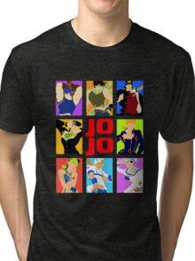 JoJo's Bizarre Tri-blend T-Shirt