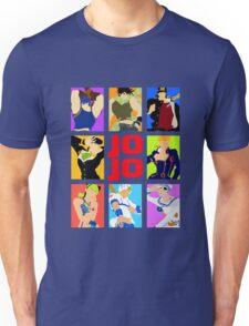 JoJo's Bizarre Unisex T-Shirt