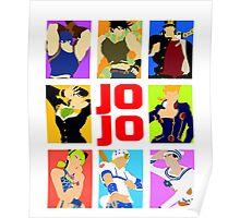 JoJo's Bizarre Poster
