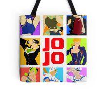 JoJo's Bizarre Tote Bag