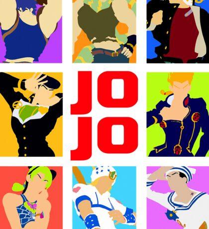 JoJo's Bizarre Sticker