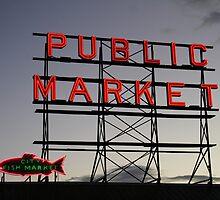 Seattle Market by ansleyhphillips