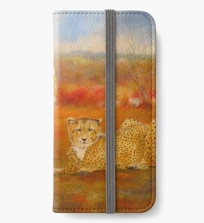 My African dream iPhone Wallet