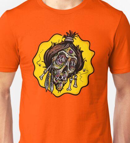 Shrunken Head Unisex T-Shirt