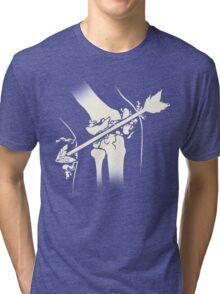 Arrow Into The Knee Tri-blend T-Shirt