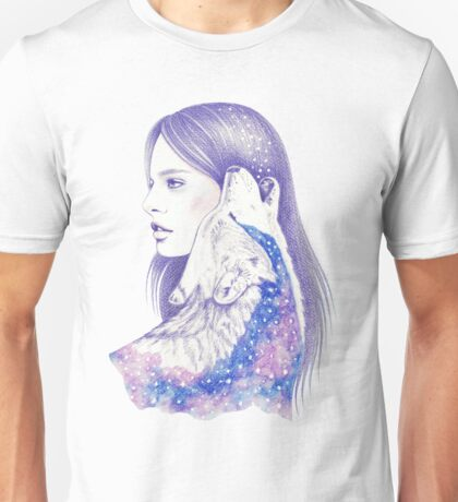 Cosmic Love Unisex T-Shirt
