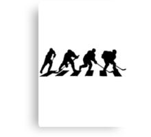 smart crossing (hockey road) Canvas Print