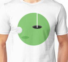 Sport equipment round icon Unisex T-Shirt