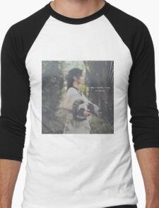 Lou Rhodes - Theyesandeye vinyl record sleeve Men's Baseball ¾ T-Shirt