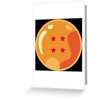 4 Stars Greeting Card