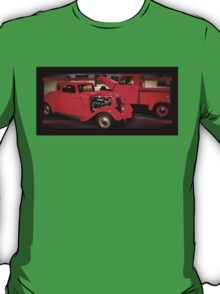 Dual Vintage Muscle T-Shirt