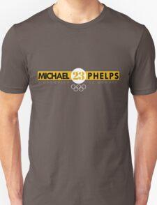 Michael Phelps 23 Go Unisex T-Shirt